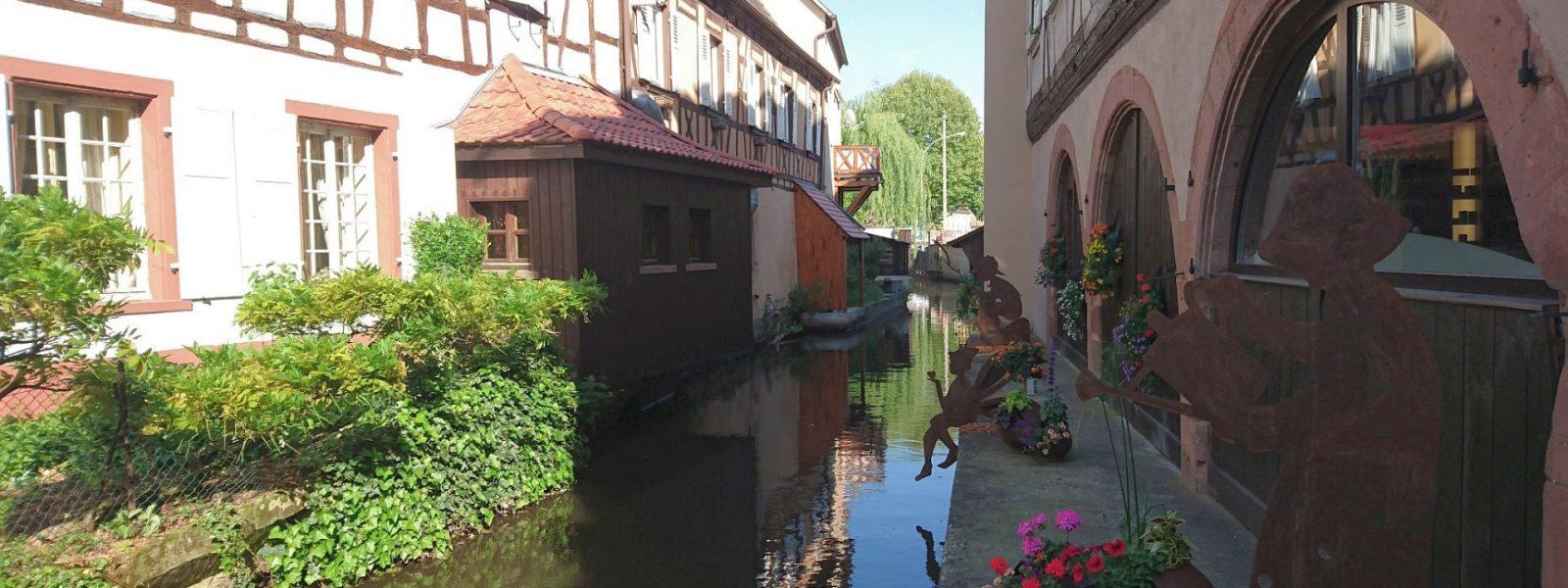 Heute Wissembourg